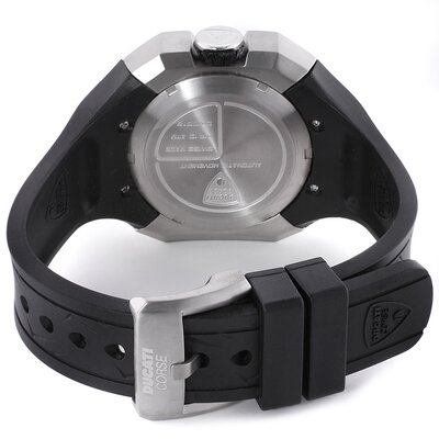 Ducati Men's Automatic Watch in Black