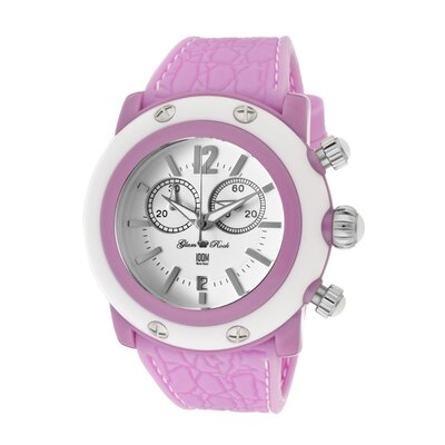 Glam Rock Women's Miami Beach Chronograph Round Watch