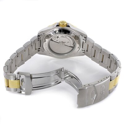 Invicta Men's Automatic Diver Professional Two Tone Watch