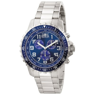 Men's II Chronograph Stainless Steel Watch in Blue