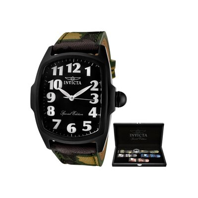 Men's Lupah Rectangle Watch