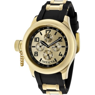 Invicta Women's Russian Diver Special Edition Chrono Round Watch