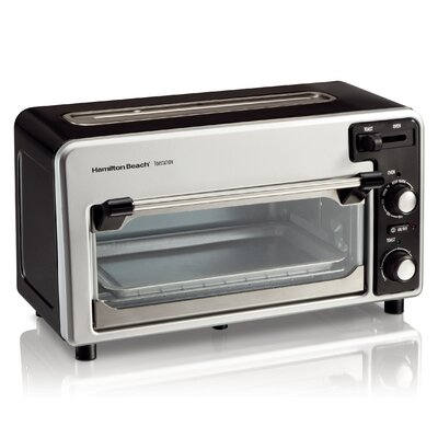 Hamilton Beach 2-Slice Toastation Combination Toaster & Toaster Oven