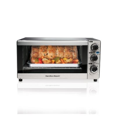 Toaster Oven with Convection Cooking