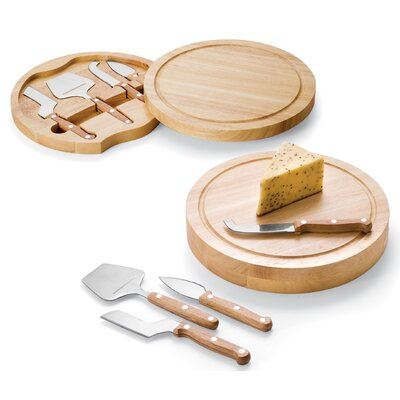 Picnic Time Circo Cheese Cutboard Set