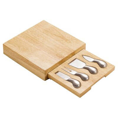 Picnic Time Festiva Cheese Cutboard Set