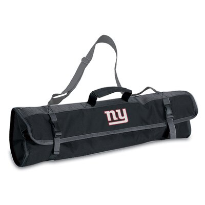 Picnic Time NFL Digital Print 3 Piece BBQ Tote