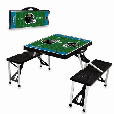 Picnic Time NFL Picnic Table Sport
