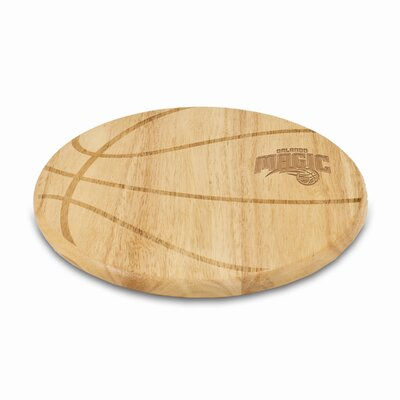 Picnic Time NBA Free Throw Cutting Board