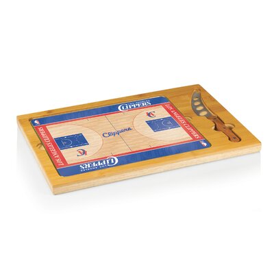 Picnic Time NBA Icon Wood Cutting Board