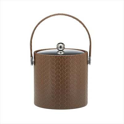 San Remo Pinecone Design 3 Qt Ice Bucket