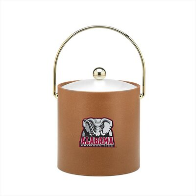 Kraftware NCAA 3 Qt Basketball Theme Ice Bucket