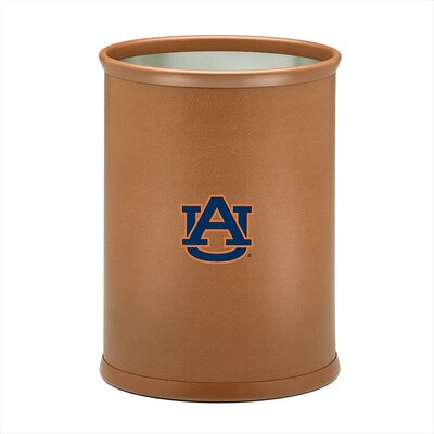 Kraftware Collegiate Auburn Basketball Theme Waste Basket