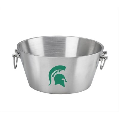Kraftware Collegiate Michigan State Party Tub