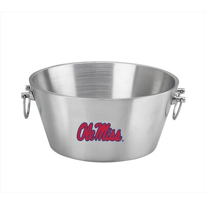 Kraftware Collegiate Mississippi Party Tub