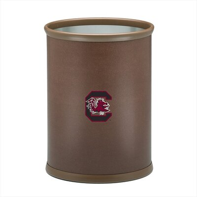Kraftware Collegiate USoC Football Theme Waste Basket