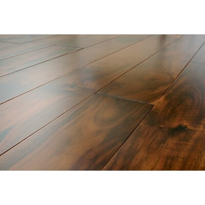 "Mazama 3"" Solid Acacia Flooring in Golden Walnut"
