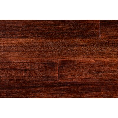 "Mazama 3-1/4"" Solid Exotic Aspen Flooring in Nutmeg"