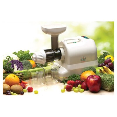 Tribest Solo Star-II Single-Auger Juicer