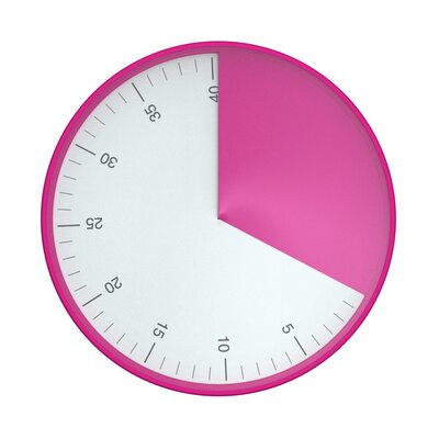 Joseph Joseph Pie Kitchen Timer in Pink