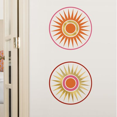 Jonathan Adler Geo Circles Dot Wall Decal