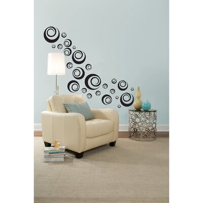 WallPops! Sheets Ringlets Wall Art