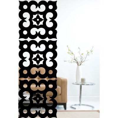 "WallPops! 14.75"" x 14.75"" Sheets Casbah Room Divider"