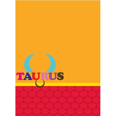 WallPops! Jonathan Adler Dry Erase Taurus Board Wall Decal