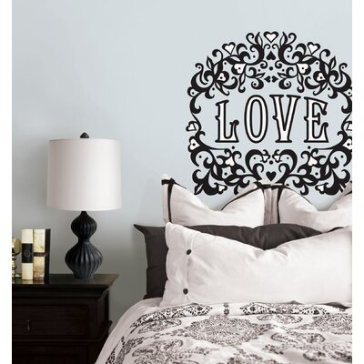 WallPops! Jonathan Adler Love Flock Wall Art Kit