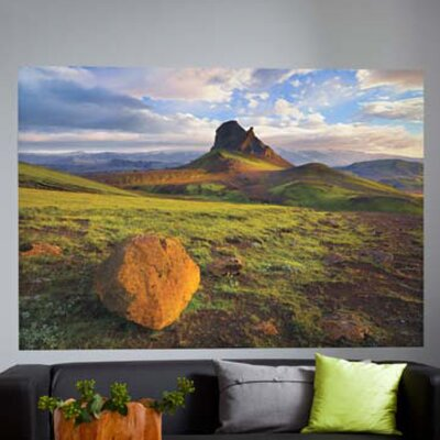 Komar Iceland 1-Panel Wall Mural