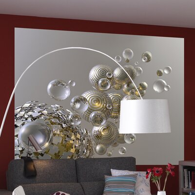 Ideal Decor Awakening Wall Mural
