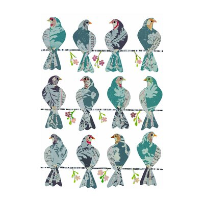 Brewster Home Fashions Komar Freestyle Doves Decals