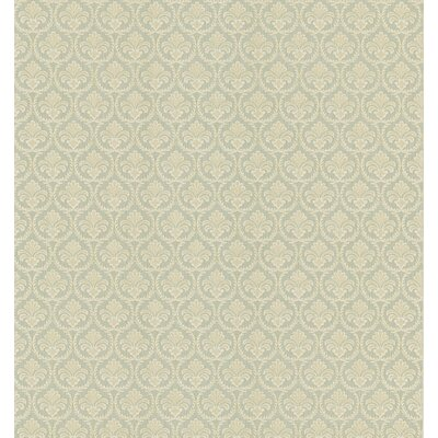 Brewster Home Fashions Kitchen and Bath Resource II Bare Damask Wallpaper