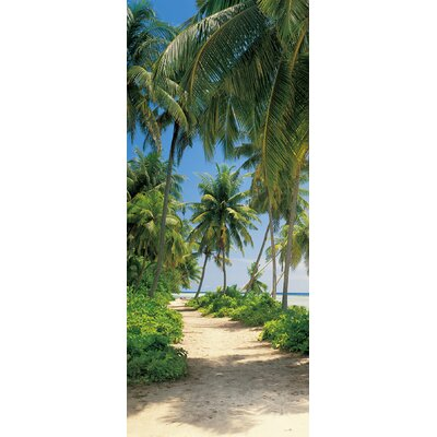 Komar Way to the Beach Wall Mural