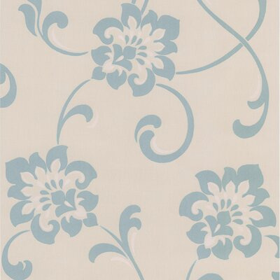 Brewster Home Fashions Decadence Sharon Jacobean Floral Wallpaper