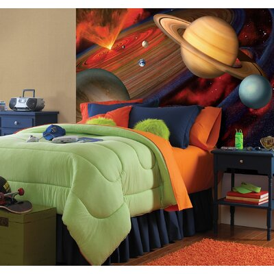 Brewster Home Fashions National Geographic Planets Wall Mural