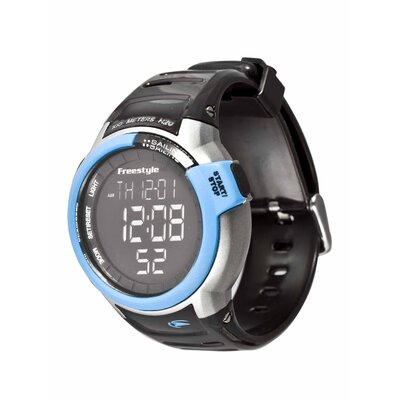 Freestyle Performance Mariner Watch in Black / Blue