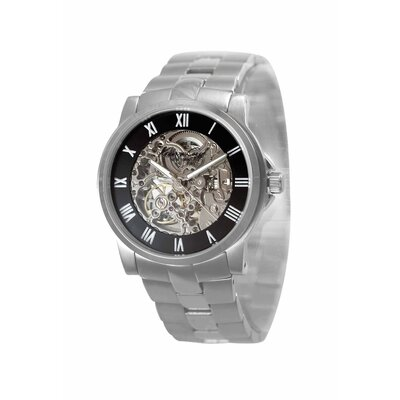 Kenneth Cole Men's Bracelets Watch in Gunmetal