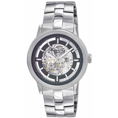 Kenneth Cole Men's Automatics Bracelets Watch in Gunmetal