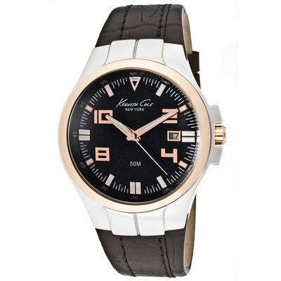Kenneth Cole Men's Round Watch