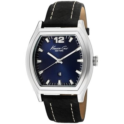 Kenneth Cole Men's Tonneau Watch