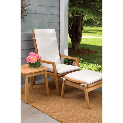 Oxford Garden Siena Reclining Lounge Armchair