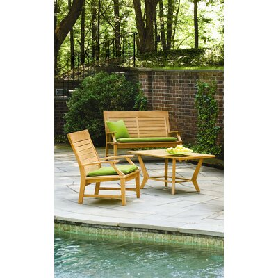 Oxford Garden Sutton Dining Arm Chair with Cushion