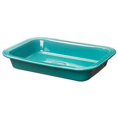 Fiesta Cookware® Rectangular Baker