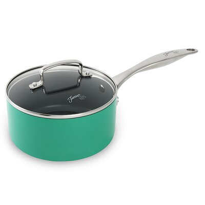 Fiesta Cookware® 2-qt. Saucepan with Lid