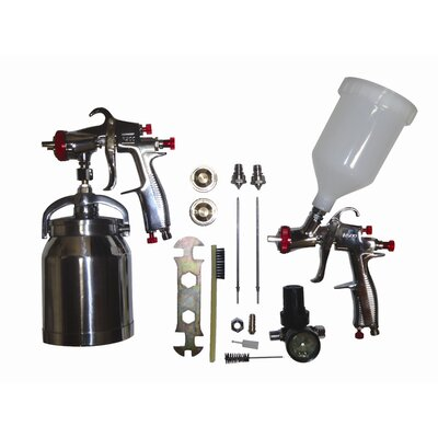 California Air Tools SPRAYIT LVLP Spray Gun Kit