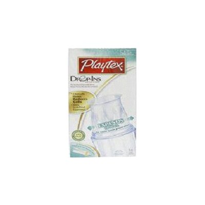 Playtex Drop-Ins Disposable Liners 8-10 oz