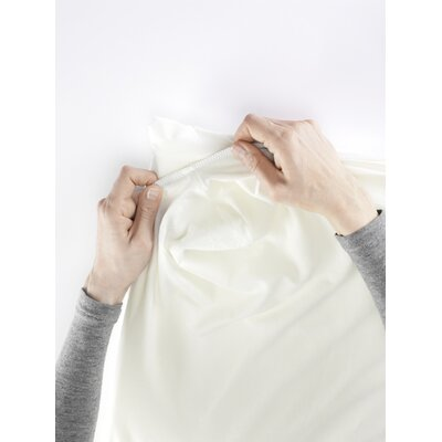 BabyBjorn Fitted Sheet for Travel Crib Light