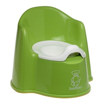 Potty Chair in Green