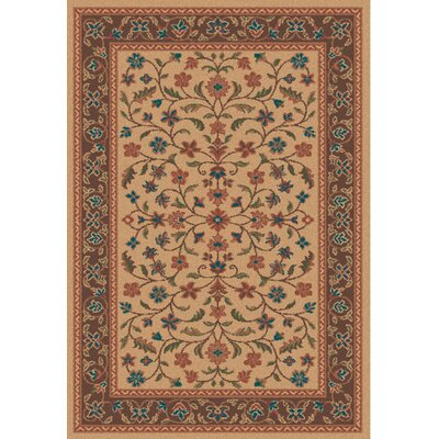 Regence Home Wellington Isfahan Earth Rug